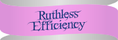 Ruthless Efficiency I: Reach the Ecumenical Temple without using any potions or scrolls.